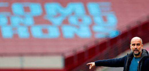 Manchester City in der Premier League: So schlecht startete Pep Guardiola noch nie