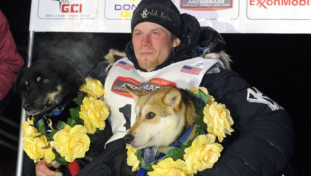 Hundeschlittenrennen Iditarod: Zweiter Sieg - in Rekordzeit