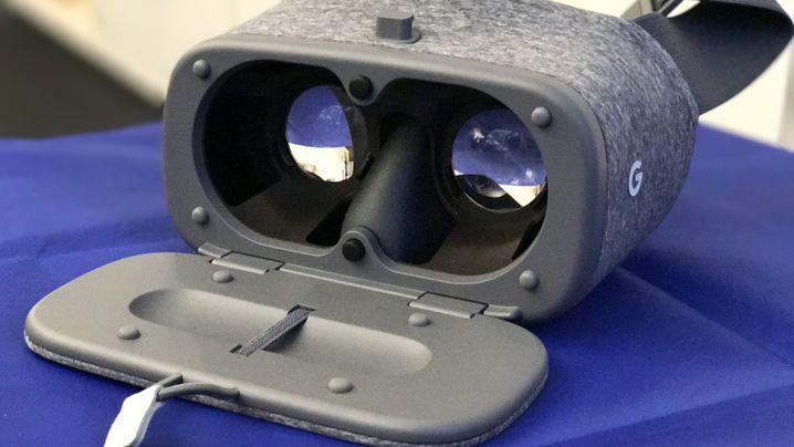 Virtual-Reality-Headset: Das kann Googles Daydream View