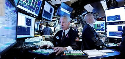 Börsianer an der Wall Street: Was kommt nach dem Crash?