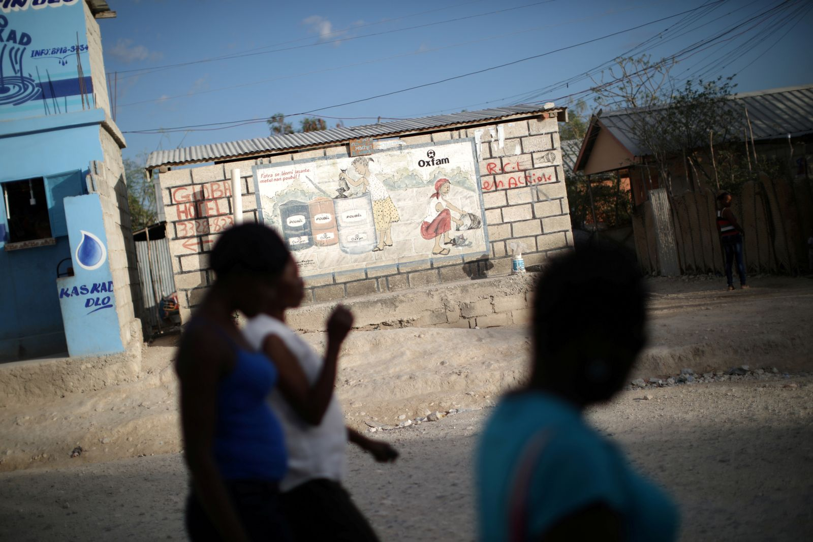 Oxfam/ Haiti