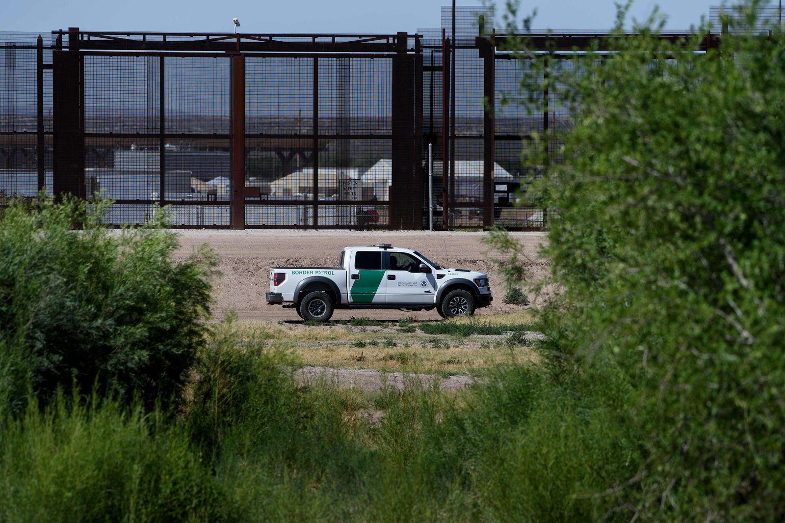 US-Grenze zu Mexiko