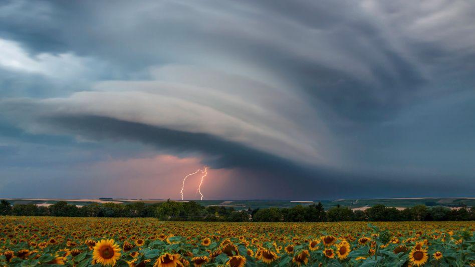 Die Zahl der Extremwetterereignisse in Deutschland wird weiter zunehmen