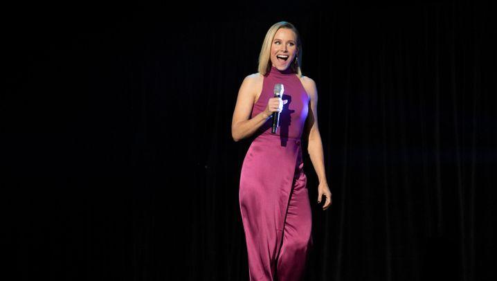 """Kristen Bell: """"Du stehst auf. Du putzt dir die Zähne"""""""