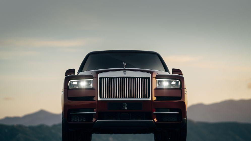 Rolls-Royce Cullinan: Luxusschlitten fürs Grobe