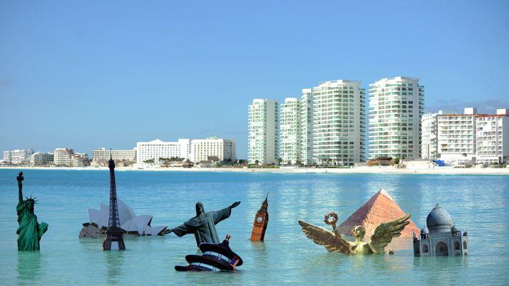 Cancún: Gipfel der Aktivisten
