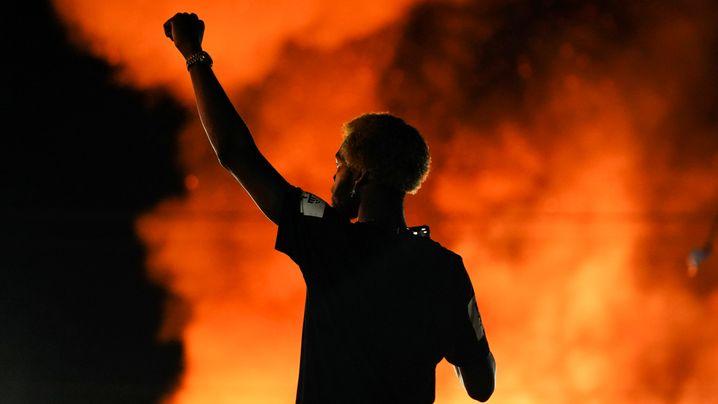 Proteste gegen Polizeigewalt in Atlanta: Die wütenden Staaten von Amerika