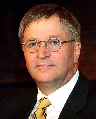 """Findet für seinen """"Weg ins All"""" immer mehr Unterstützer: Peter Hintze"""