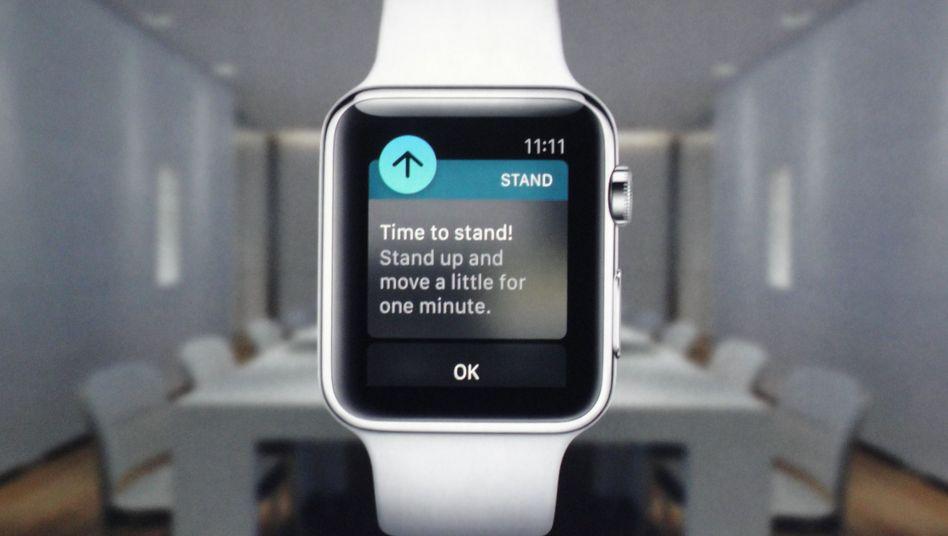 Apple Watch: IBM will Gesundheitsdaten sammeln, speichern und auswerten