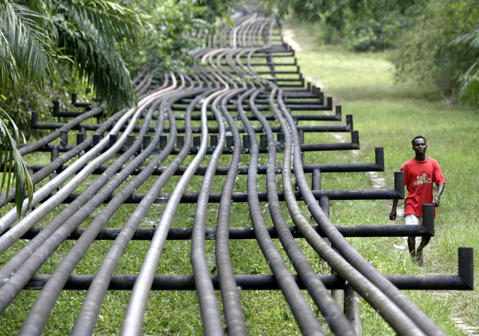 Afrika/ Pipeline