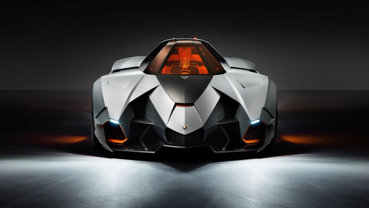 Lamborghini Egoista: Ein monströses Geschenk