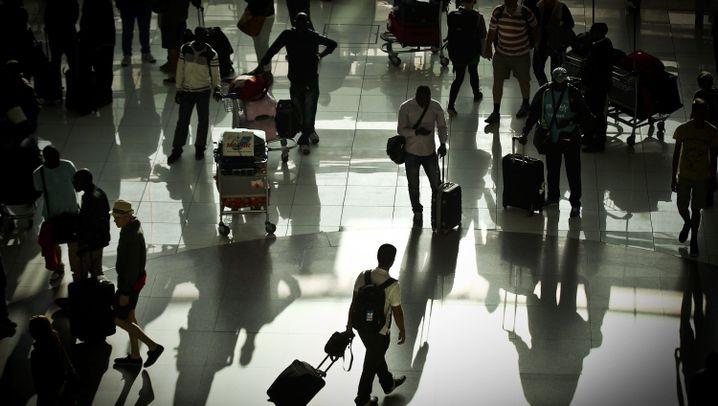 Umfrage zum Luftverkehr: Grün fliegt oft