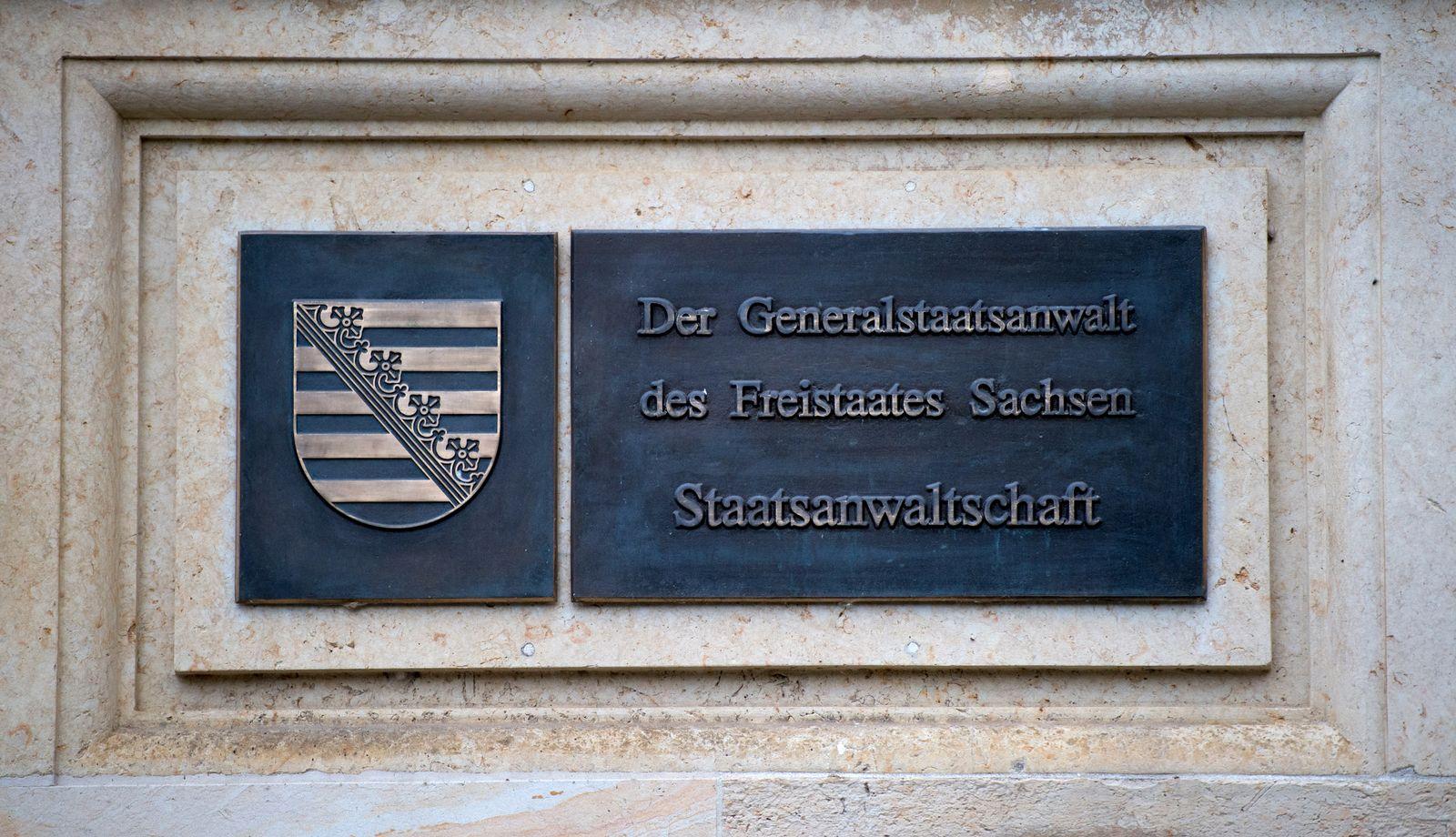 Generalstaatsanwalt in Chemnitz