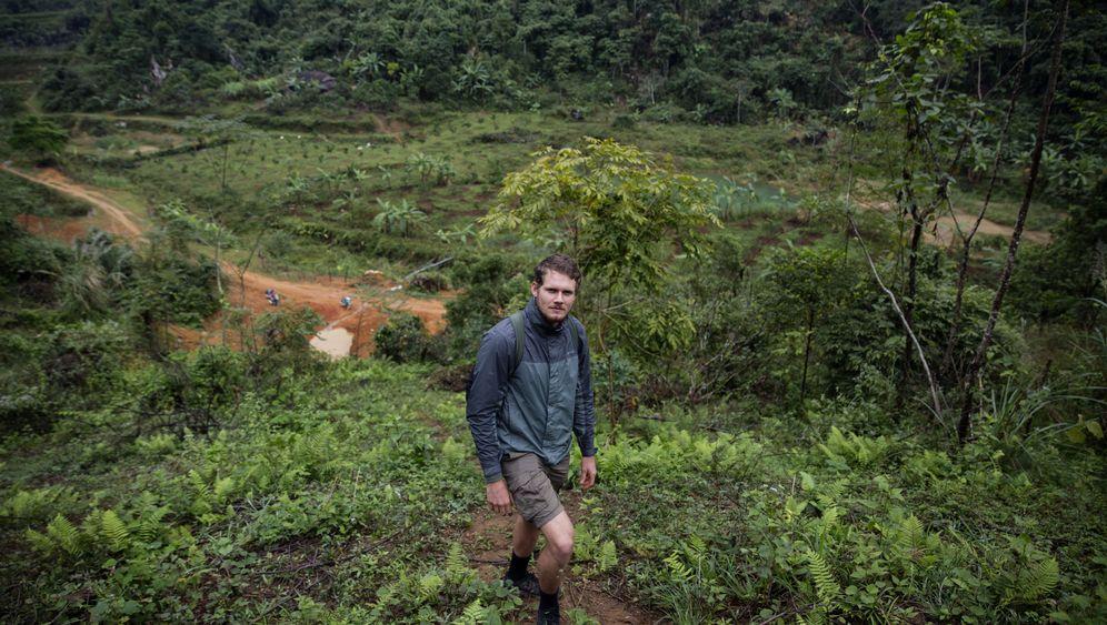 Edelsteinhandel in Vietnam: Grüner Tee und roter Rubin