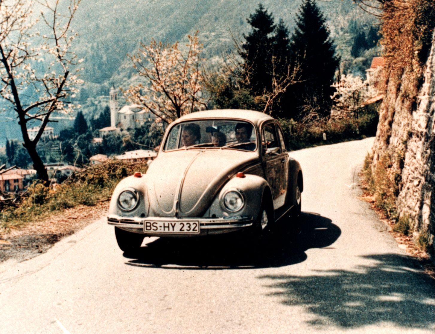 Die zehn meistgefahrenen Autos / VW Käfer