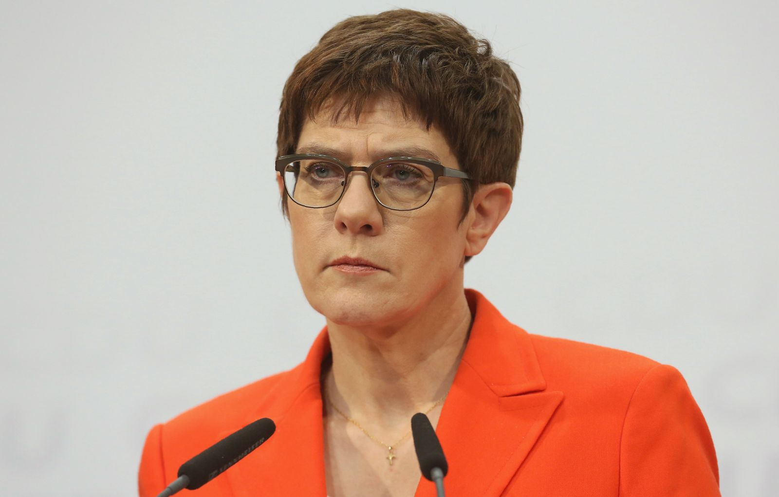 GERMANY-POLITICS-PARTIES-CDU-THURINGIA