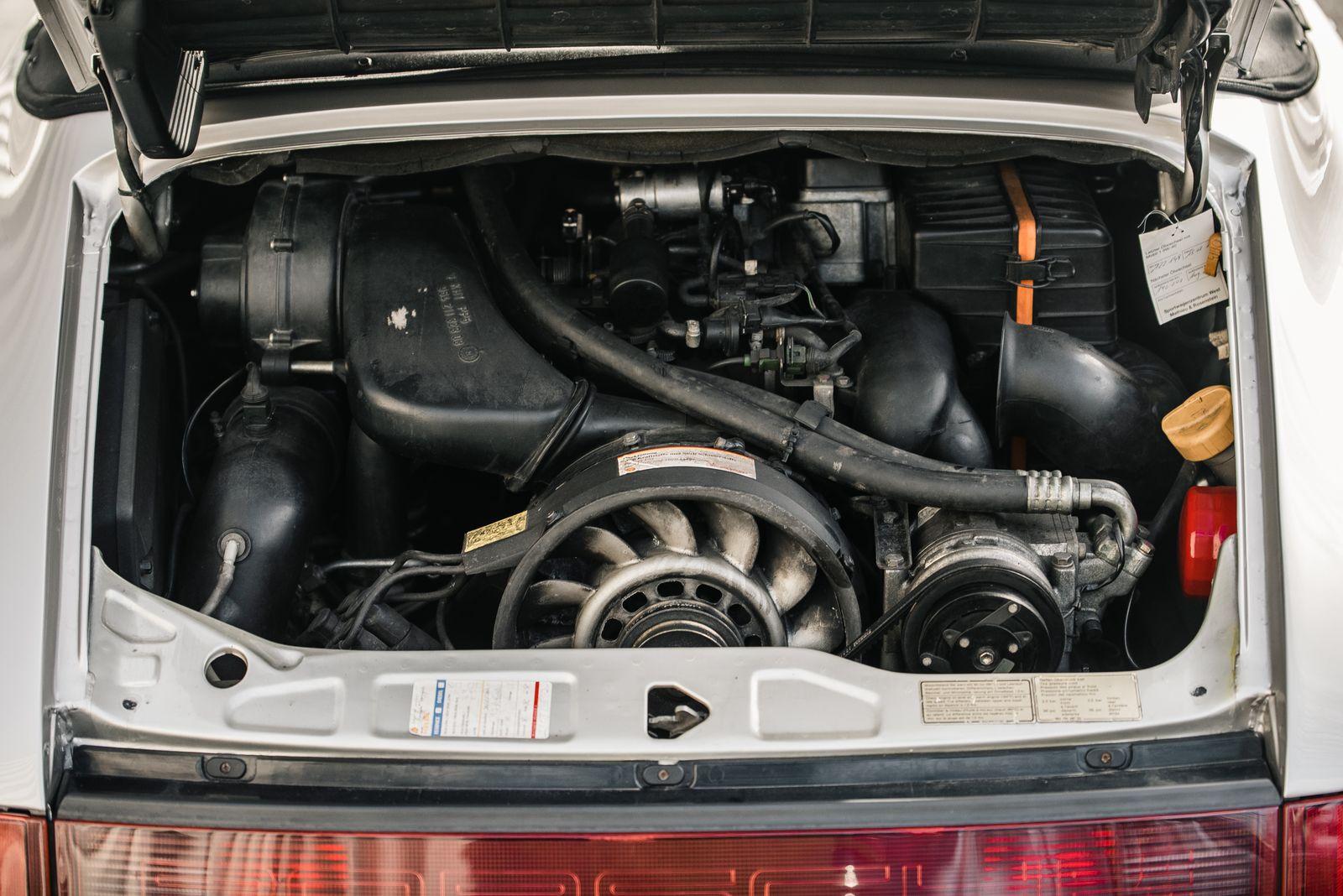 1992 Porsche 911 Type 964