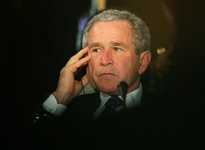 US-Präsident Bush: Keine Einigung über Wunschprojekt Freihandelszone