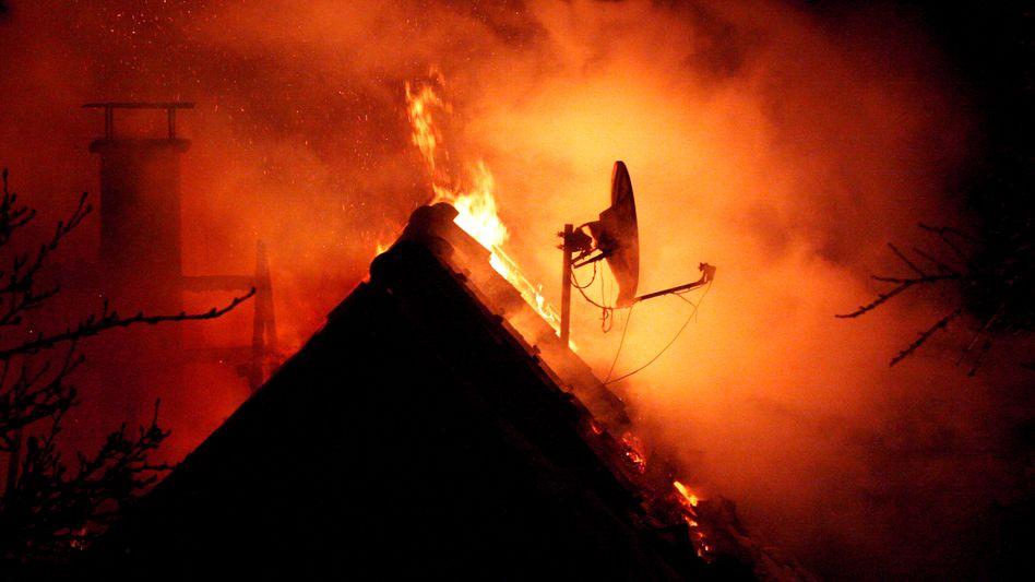 Hausbrand: Rauchmelder können Leben retten