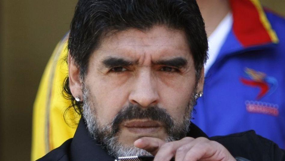 Vertragspoker geplatzt: Argentinier feuern Maradona