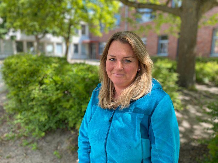 """Lehrerin Valska Aksungar: """"Das sind Kinder, da überwiegen die Emotionen, da wird der Kopf ausgeschaltet"""""""