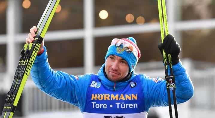 Weltmeister und Ex-Dopingsünder Loginow