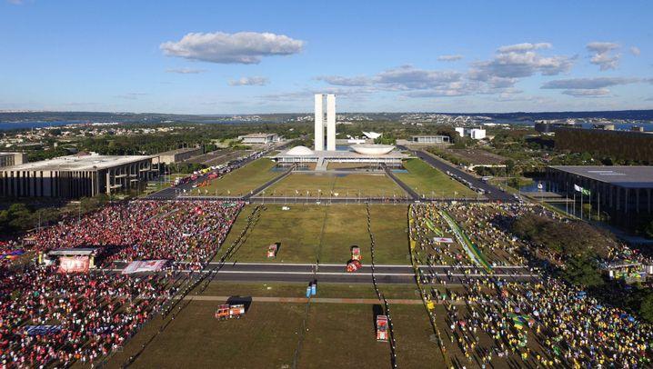 Brasilien: Parlament stimmt für Amtsenthebungsverfahren gegen Rousseff
