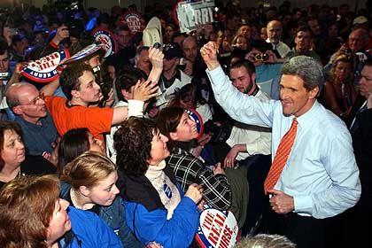 """John Kerry: """"Die Armut von Millionen verringern, statt die Steuern für Millionäre"""""""