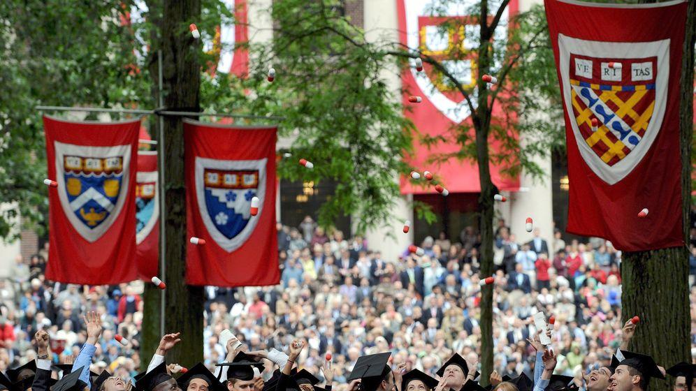 Bewerbung an der Elite-Uni: Wo, bitteschön, geht's hier nach Harvard?