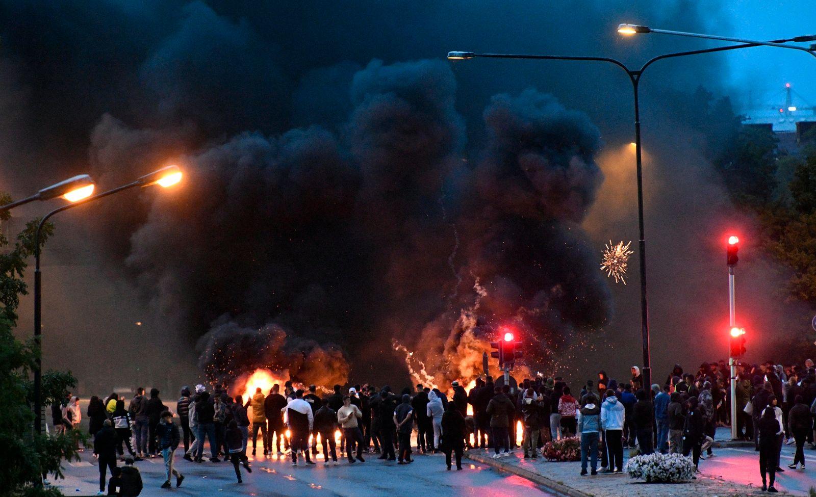 Sweden Quran Burning