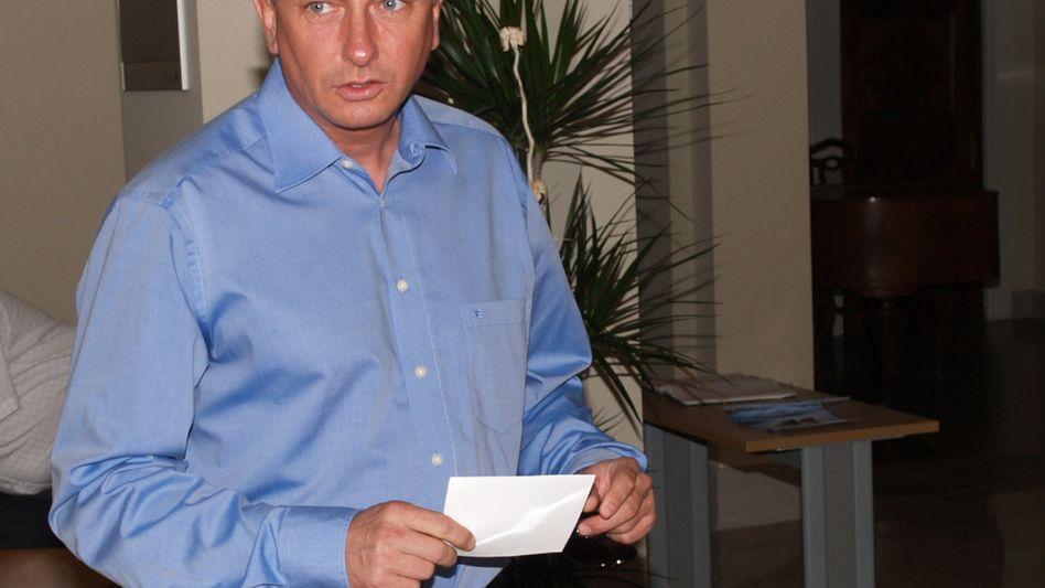 """Sloweniens Ministerpräsident Pahor bei der Abstimmung: """"Historisches Ergebnis"""""""