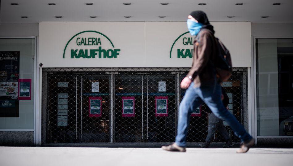 Filiale von Galeria Karstadt Kaufhof in Essen: Von dem Warenhauskonzern bleibt immer weniger übrig