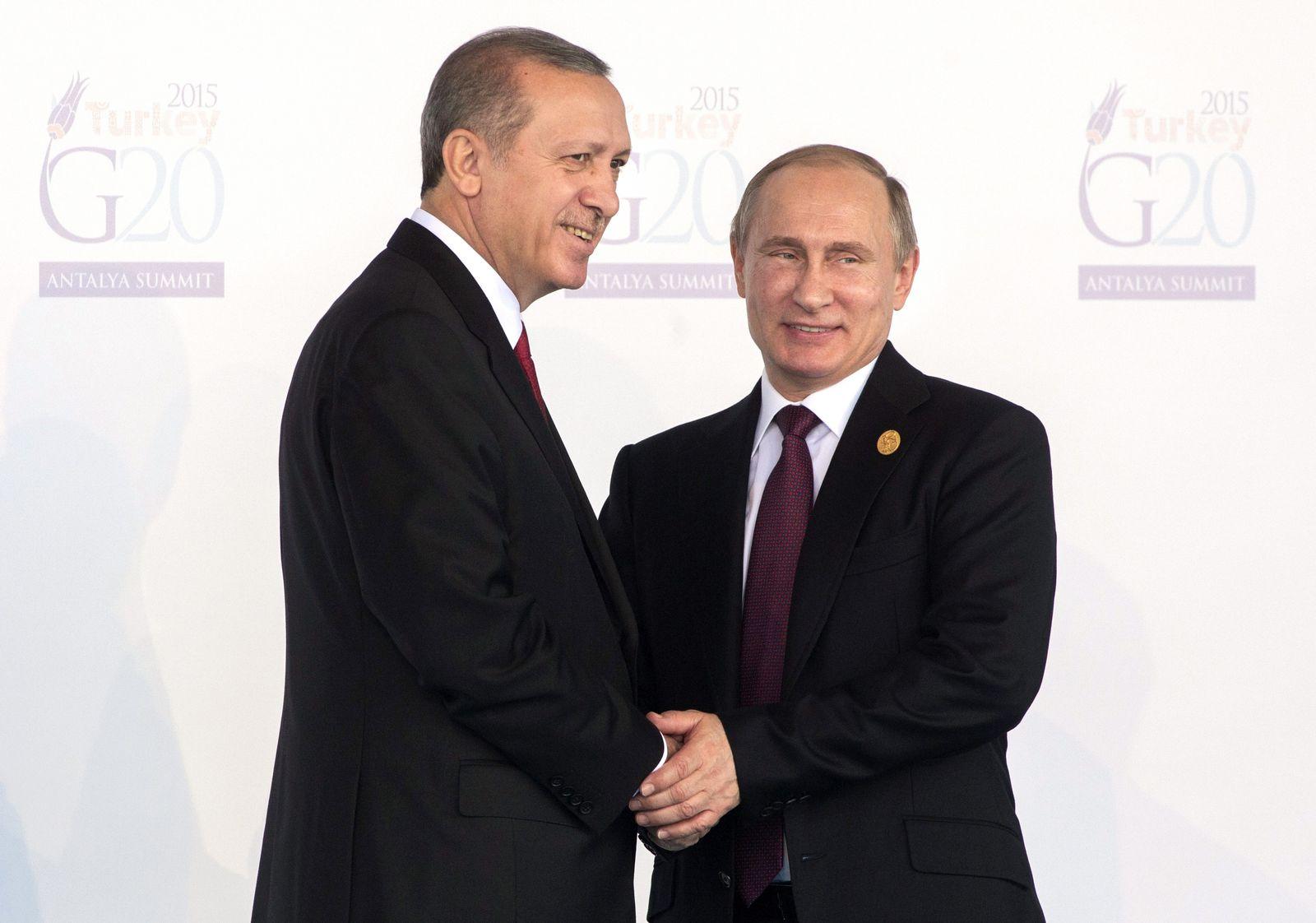 Russland / Türkei / Wirtschaftsbeziehungen