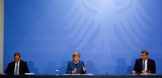 Corona: Angela Merkel und Länderchefs kippen Inzidenzwert 35 für Lockerungen