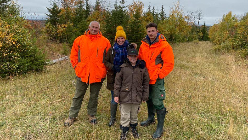 Familie Teerling will nach Nova Scotia in Kanada auswandern