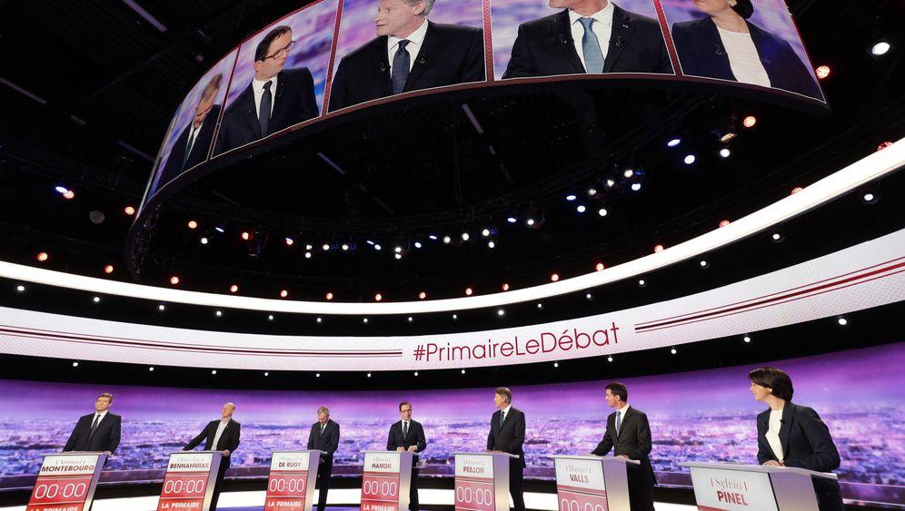 Frankreich: Sieben für die französische Linke