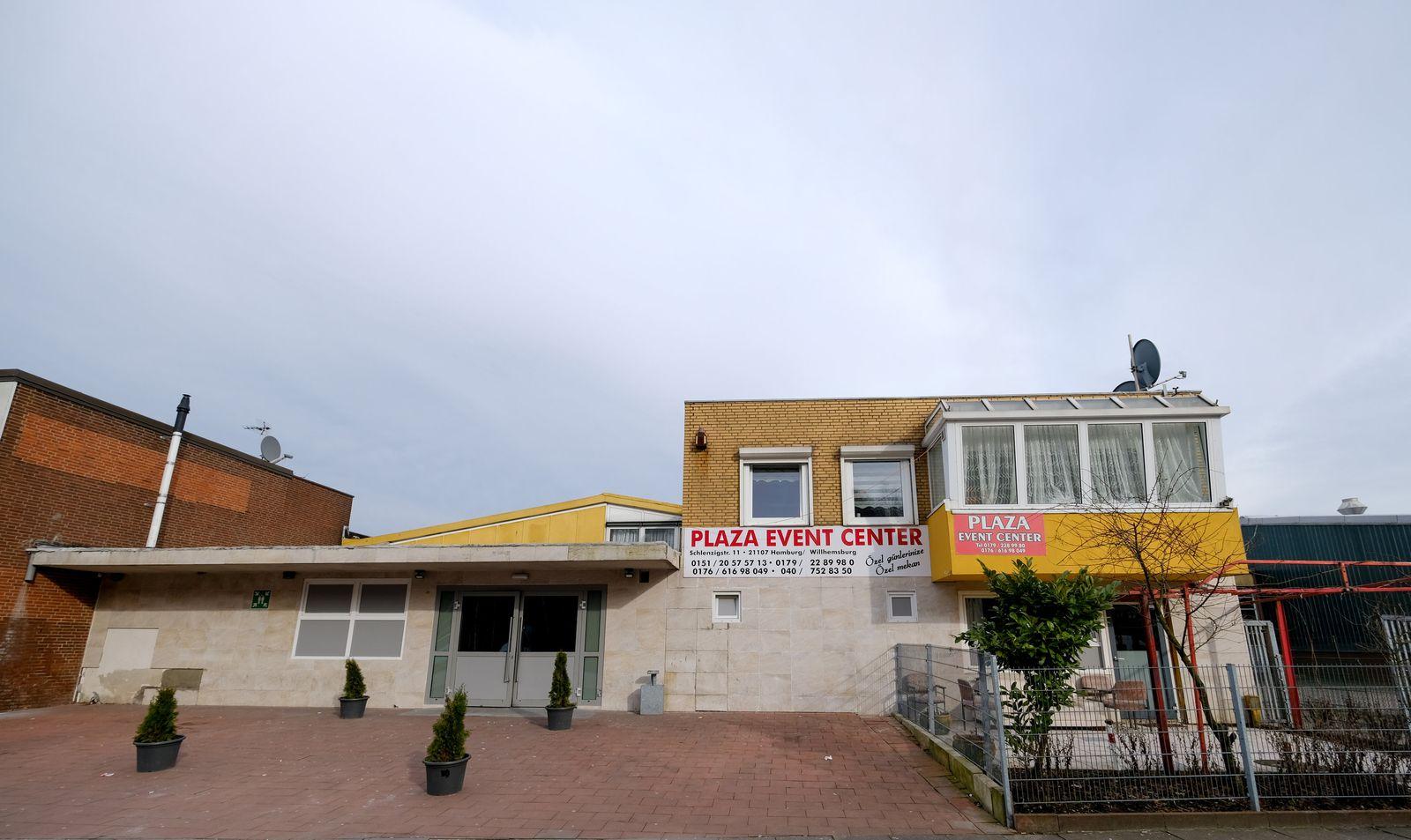 Plaza Event Center / Hamburg