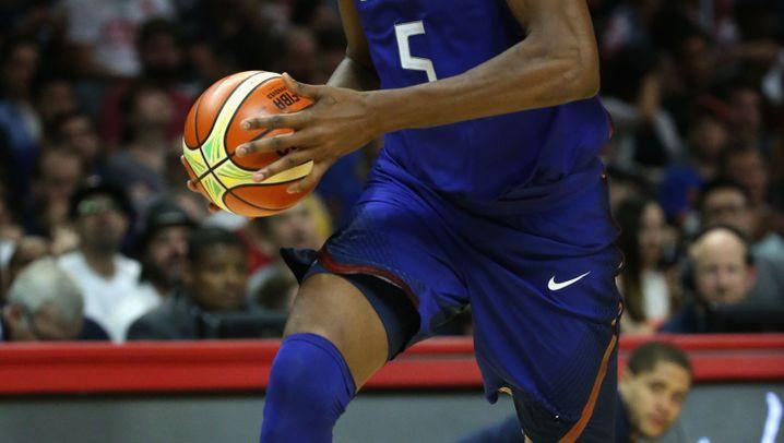 Olympia 2016: Die Basketball-Stars aus der NBA