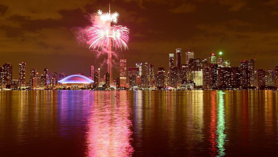 Skyline von Toronto: Stadt bewirbt sich doch nicht um Sommerspiele 2024