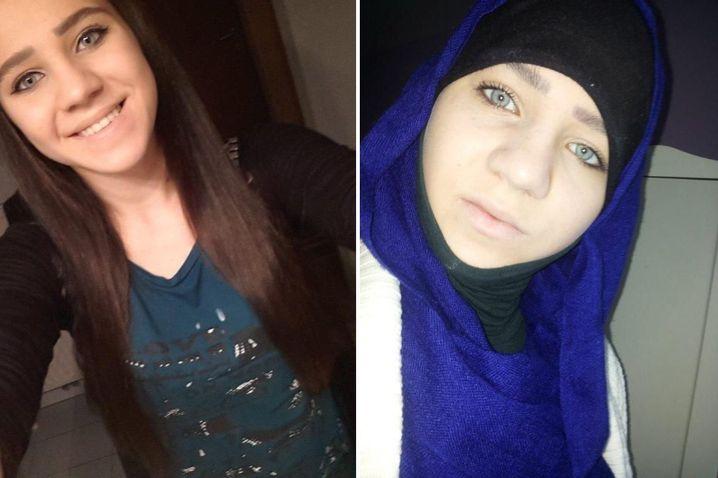 Sabina Selimovic - das zweite Foto tauchte nach ihrem Verschwinden auf