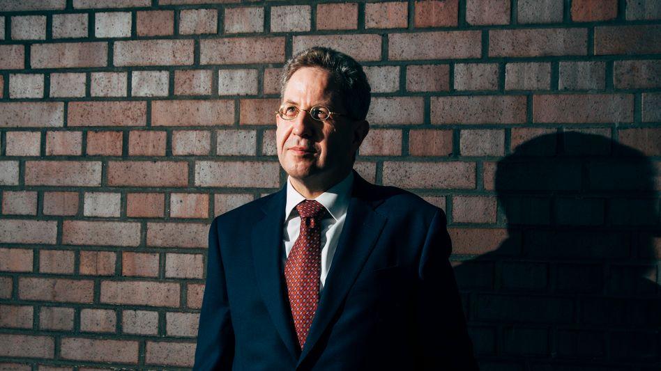 Ex-Verfassungsschutzpräsident Maaßen
