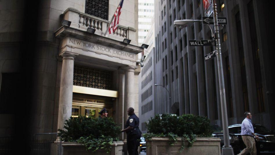 Wall Street: Europäische Banken im Fokus der US-Behörden