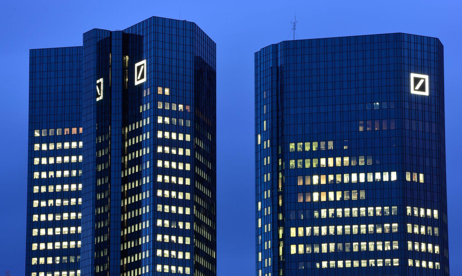 Deutsche Bank Frankfurt am Main