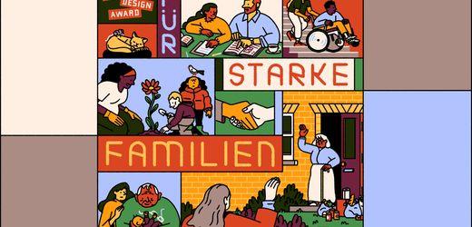 Social Design Award 2021: For Strong Families!