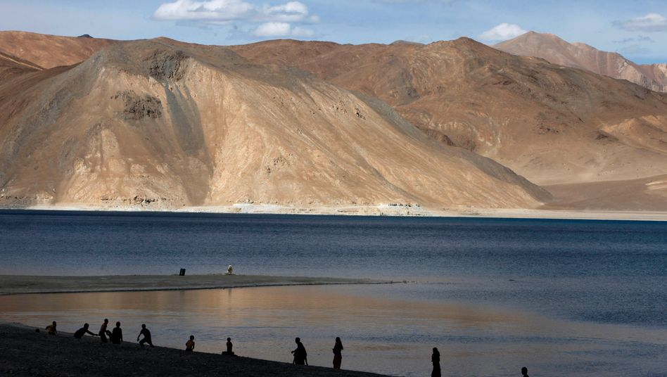 """Umstrittene Grenzregion Ladakh (2011): """"Schwere körperliche Auseinandersetzung"""""""
