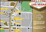 Welcome to Las Vegas: Die interaktive Karte des Strip
