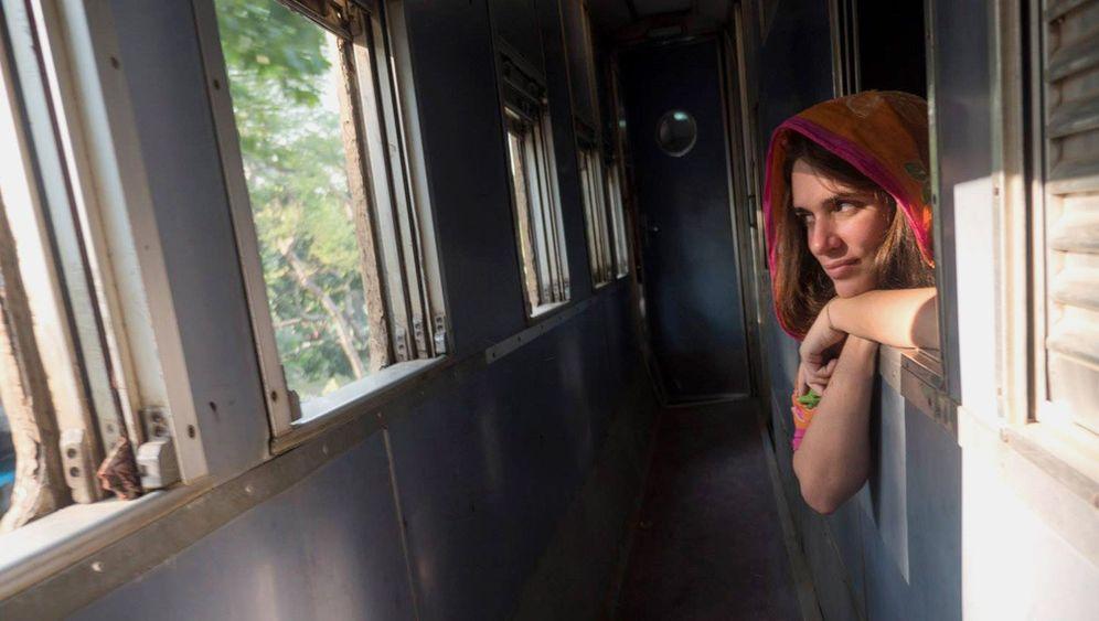 Reiseprofis unterwegs: Buff muss mit