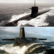 """""""Le Triomphant"""", """"HMS Vanguard"""": Zwischenfall bei Routinepatrouillen"""