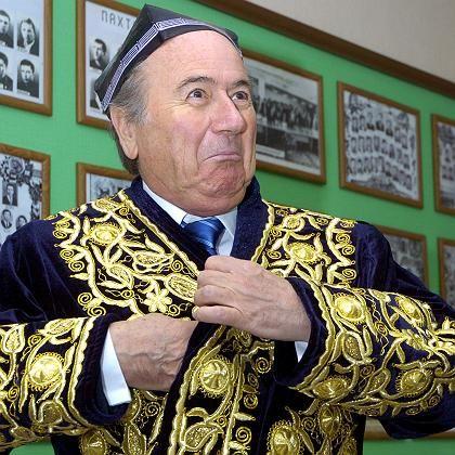 """Fifa-Chef Blatter: """"Nie Gelder entgegengenommen"""""""