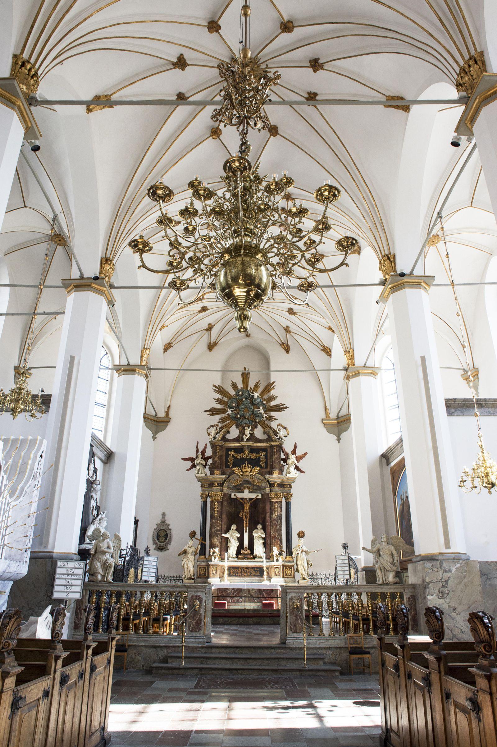 Daenemark, Kopenhagen, Trinitatis Kirke, Denmark, Copenaghen